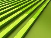 Geometrical metallic background — Stock Photo