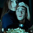 Scary movie — Stock Photo