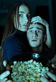 Scary movie — Stock Photo