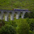 Glenfinnan Viaduct - Stock Photo