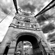 Tower bridge — Stockfoto