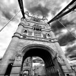 Tower Bridge - Stok fotoraf