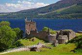 Urquhart kasteel — Stockfoto