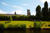 Fort Augustus Abbey — Stock Photo