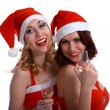 Celebrating Christmas — Stock Photo #6733516