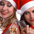 Celebrating Christmas — Stock Photo #6733522