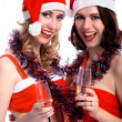 Celebrating Christmas — Stock Photo #6733528
