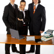 Business team — Stock Photo