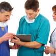 Medical team — Stock Photo #6734086
