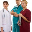 Doctors and nurse — Stock Photo #6734191