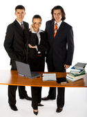 Business team — Foto de Stock