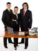 équipe commerciale — Photo
