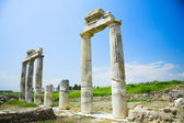 Ancient columns — Stockfoto