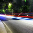 Night road — Stock Photo #5896778