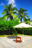 Resort tropical — Foto de Stock