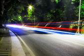 Nacht weg — Stockfoto