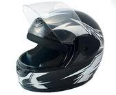 Motorcycle helmet — Stock Photo