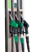 Reabastecimento de gasolina — Foto Stock