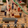 Printed-circuit board — Stockfoto #5649313