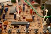 Printed-circuit board — Stock fotografie