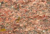 Red stone — Stock Photo