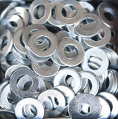 Washers — Foto Stock