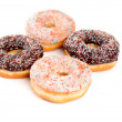 Stock Photo: Donut glaze