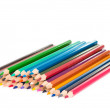 Set of color pencils — Stock Photo #6585280