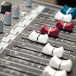 Sound mixer — Stock Photo #5479345