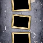 Emty frames — Stock Photo