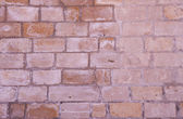 Pink brick wall — Stock Photo
