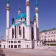 Kul Sharif mosque, Kazan - Stockfoto