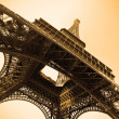 Eiffel tower — Stock Photo #5485348