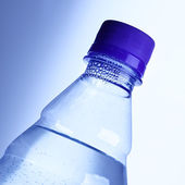 Bottle with pure water — Stock Photo