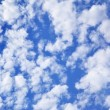 Blue sky and clouds — Stock Photo #5896510