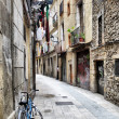 Barcelona Barri Gotic — Stock Photo