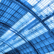 Roof of industrial building — Stock Photo