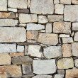 Stone wall — Stock Photo #5962740