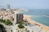Barceloneta — Stock Photo