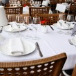 Restaurant — Stock Photo #6061898