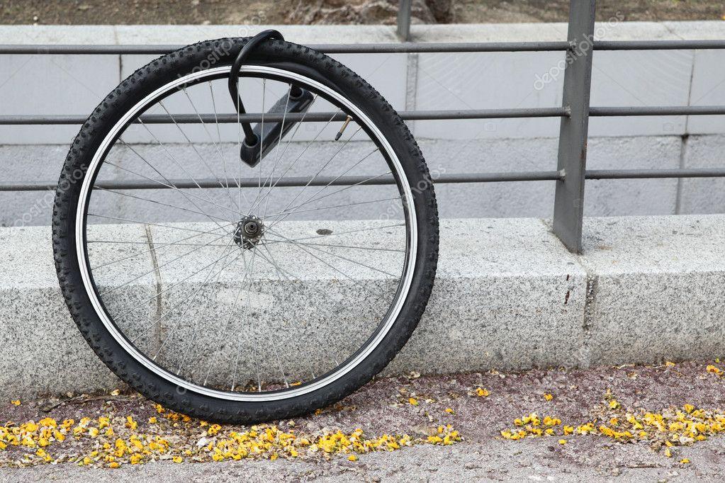 自転車の 自転車の車輪のサイズ : 盗まれた自転車の車輪 ...
