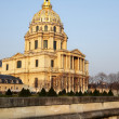Church of Hotel des invalides - Stock Photo