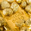 Stock Photo: Fine gold