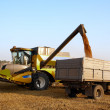 Combine harvester — Stock Photo #6106786