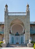Vorontsovsky palace in Alupka, Crimea, Ukraine — Stock Photo