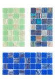 Collection ceramic tile — Stock Photo