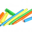 Colored markers — Stock Photo #5509857