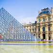 Louvre — Stock Photo #6585074