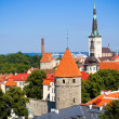 Tallinn Old Town - Stock Photo
