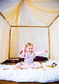 Malá princezna — Stock fotografie
